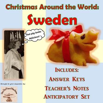Christmas Around the World: Sweden Grades 6-8