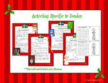 Christmas Around the World - Sweden