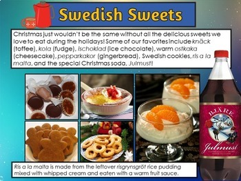 Christmas In Sweden Powerpoint Christmas Around The World