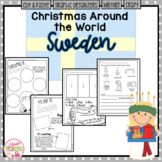 Christmas Around the World: Sweden Scrapbook