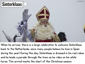 Christmas Around the World: THE NETHERLANDS {Powerpoint Presentation}