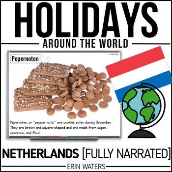 Christmas Around the World: THE NETHERLANDS {Powerpoint Pr