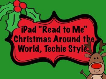 Christmas Around the World Techie Style!