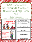 Christmas Around the World: The Netherlands Emergent Easy Reader and Flip Book