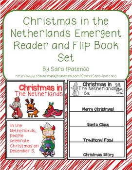 Christmas Around the World: The Netherlands Emergent Easy