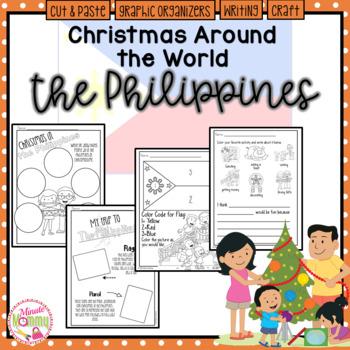 Christmas Around the World: The Philippines Scrapbook