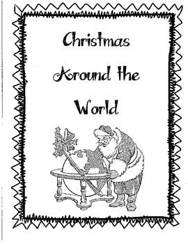 Christmas Around the World Travel Journal