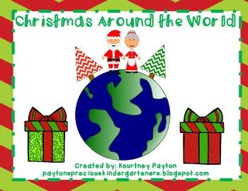 Christmas Around the World Unit Activities