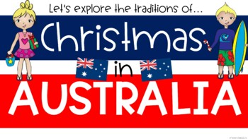 Christmas Around the World Unit from Teacher's Clubhouse