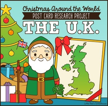 Christmas Around the World - Christmas in the United Kingdom