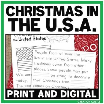 Christmas Around the World - United Sates