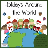 Holidays/ Christmas Around the World Distance Learning Pow