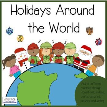 Christmas Around the World Videos