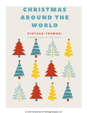 Christmas Around the World - Vintage themed