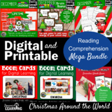 Holidays Around the World Literacy Bundle for First Grade