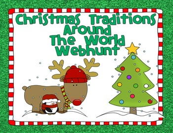 CHRISTMAS AROUND THE WORLD WEBHUNT