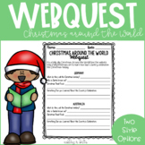 Christmas Around the World Webquest FREEBIE