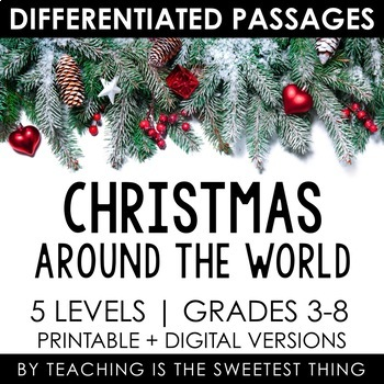 Christmas Around the World: Passages
