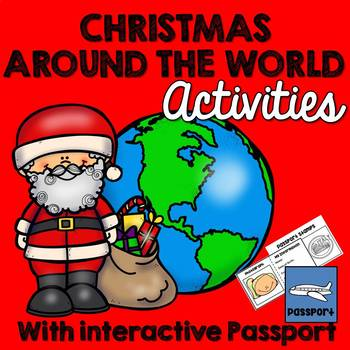 Christmas Around the World (Workbook and Interactive Passport)
