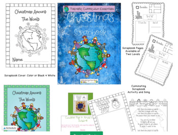 Christmas Around the World  MEGA BUNDLE Theme Unit