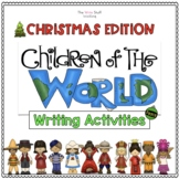 Christmas Around the World {Writing Centers}
