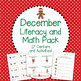 Christmas Around the World Bundle for Kindergarten and First Grade