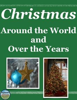 Christmas History Activity