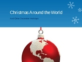 Christmas Around the World (and other December holidays)