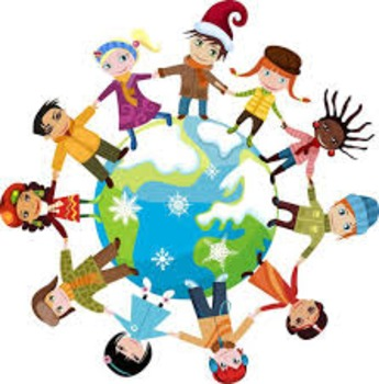 Christmas Around the World flipchart for activboard
