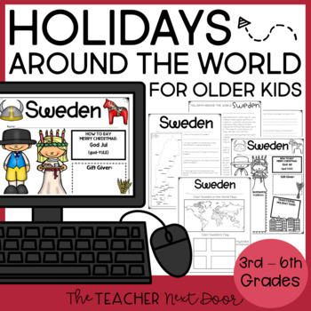 Christmas Around the World for Older Kids | Holidays Around the World