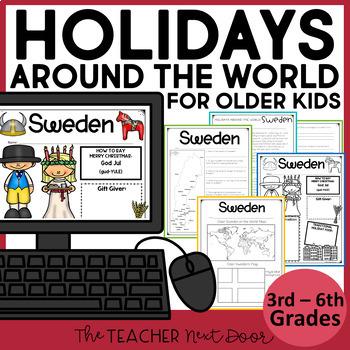 Christmas Around the World for Older Kids   Holidays Around the World
