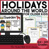 Holidays Around the World   Holidays Around the World for Older Kids