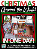 Christmas Around the World in ONE Day!