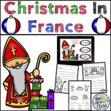 Christmas Around the World with Boom Cards - France
