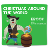 Christmas Around the World with Captain Walker Plank - ebook