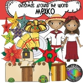 Christmas Around the World Mexico Clipart