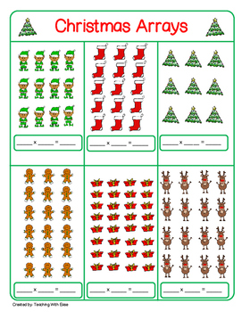 Christmas Arrays