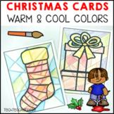 Christmas Art Activity Decorative Christmas Cards Your Stu
