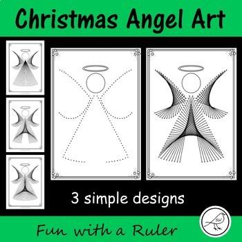 Christmas Art - Angels