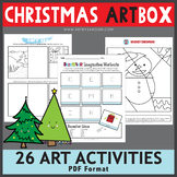 Christmas Art Box