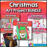 Christmas Art Project BUNDLE