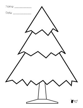 Christmas Articulation Activity (Fricatives)