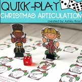 Christmas Articulation - A Quick Play Game