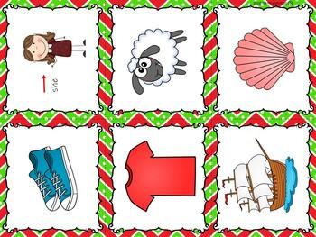 Christmas Articulation Games Bundle