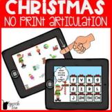 Christmas Articulation NO PRINT