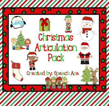Christmas Articulation Pack