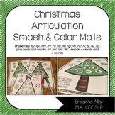 Christmas Articulation Smash & Color Mats