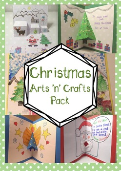 Christmas Arts and Crafts Pack