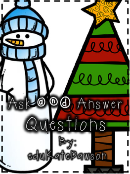Christmas Ask and Answer Questions