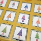 Christmas Attributes Game: Compare/Contrast (includes a Cariboo option!)